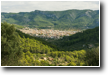 ANDRATX VALLEY - View from the top of the Tramuntana Hills
